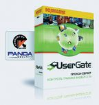 в прокси-сервер UserGate интегрированы сразу два модуля — «Антивирус Касперского» и Panda Security