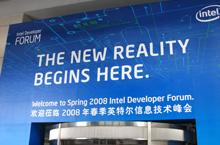Главной темой на весеннем форуме разработчиков Intel Developer Forum в Шанхае будет мобильность