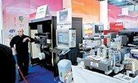 В EFI Jetrion 4000 UV используется 8 печатающих головок Xaar 1001