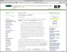 ROI блогов определяется тремя важнейшими элементами. Первый элемент— это выгода. Второй— расходы. Третий, который часто упускается из внимания,— контроль над рисками