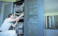 Рисунок 3. Правильный выбор компонентов, а также решений виртуализации и автоматизации позволит сэкономить до 87% энергии и при высокой плотности размещения серверов.