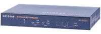 Рисунок 4. Интегрированное решение NETGEAR ProSafe Dual WAN Gigabit SSL VPN Firewall объединяет маршрутизатор, межсетевой экран, поддержку IPSec и SSL VPN.
