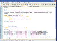 Редактор SciTE наиболее популярен среди нового поколения программистов, не испорченных общением с Emacs и Vim