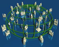 Рабочая группа Internet Research Task Force занята поиском новой архитектуры маршрутизации, которая должна повысить масштабируемость Internet исоздать условия для работы миллиардов новых пользователей из развивающихся стран