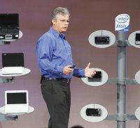 Ввыступлении Дэди Перлмуттера подробно рассказывалось овозможностях новой мобильной платформы