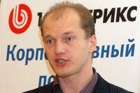 Сергей Рыжиков, генеральный директор 1С-Битрикс, представляет механизм бизнес-процессов для Корпоративного портала