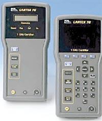 Рисунок 4. Кабельный сканер Lantek 7G работает в частотном диапазоне до 1 ГГц.