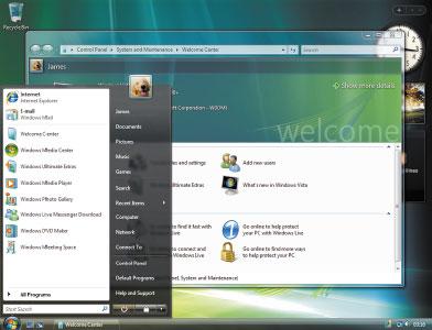 Пакет Vista SP1 не должен нарушить работу приложений, установленных на данной системе