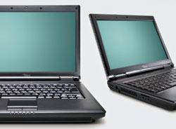 Базовыми моделями вновом семействе стали 12,1‑дюймовая U9200, 14,1‑дюймовая M9400 и15,4‑дюймовая D9500