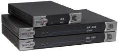Флагманским продуктом Minicom является KVM-коммутатор DX Central, который позволяет восьми пользователям управлять практически любым количеством компьютеров