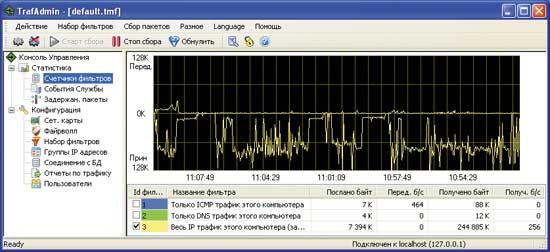 За час работы Joost может загрузить до 320 Мбайт