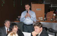 Открыв мероприятие, С. Смеенк (слева) передал слово К. Зайдману