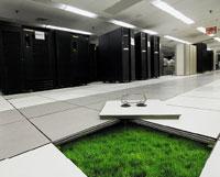 IBM оказала содействие  швейцарской компании GIB-Services впостройке необычного центра обработки данных врамках программы Project Big Green