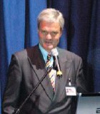 Председатель правления KBA Альбрехт Больца-Шюнеманн не случайно уже второй срок является президентом Drupa — вотрасли явная нехватка харизматичных лидеров
