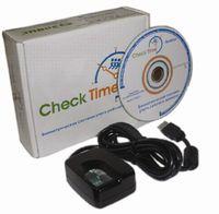 Минимального комплекта Senesys CheckTime достаточно для организации контроля посещения в небольшом офисе