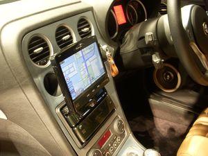 В Panasonuc намерены сформировать собственный сегмент на уже достаточно насыщенном рынке автомобильных навигационных систем