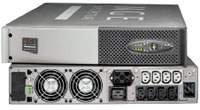 Рисунок 1. Источники бесперебойного питания серии Evolution от компании MGE охватывают диапазон мощностей от 650 до 3000 ВА.