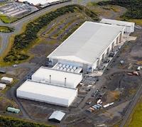 Комплекс зданий для производства вшотландском Дамфермлайне был построен для корпорации Motorola еще в1997 году, но кработе это предприятие стех пор так ине приступило