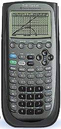 ПМК TI-89. Фото с веб-сайта производителя