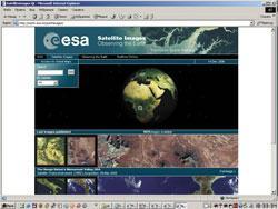 Satellite Images: архив фотоснимков планеты