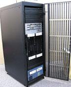 Рисунок 5. Серверы Hitachi BladeSymphony