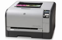 Сетевой принтер Color LaserJet CP1515n благодаря новому тонеру ColorSphere передает более богатую цветовую гамму