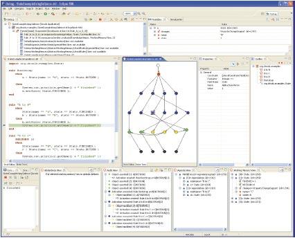 JBoss Rules, созданный на основе JBoss Drools Project, используется для задания правил, описывающих тот или иной бизнес-процесс. Он может применяться для таких функций, как реализация вычислительной бизнес-логики, связанной с приложением
