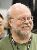 Джеймс Гослинг, создатель платформы Java, пользовался исключительным вниманием участников конференции JavaOne