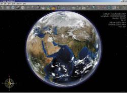 Nasa World Wind: Земля