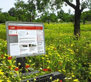 На CeBIT организуется специальная «зеленая деревня»