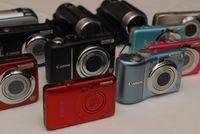 При создании новых устройств в Canon значительное внимание уделяют не только технической стороне, но и разработке оригинальных дизайнерских решений