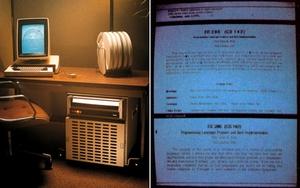 Первый текстовый процессор WYSIWYG: Xerox Bravo