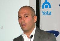Денис Свердлов пообещал, что подписчики сети Yota получат мобильный доступ к Internet со скоростью до 10 Мбит/с