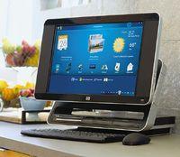 HP обновила серию персональных компьютеров Touchsmart, предложив для них новые экраны и реализовав в них дополнительные аппаратные возможности