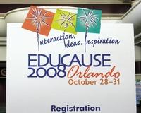 По мнению участников конференции Educause 2008, первоочередной мерой по популяризации электронного обучения является формирование сообщества специалистов, которые хорошо понимали бы суть образования вцифровом мире