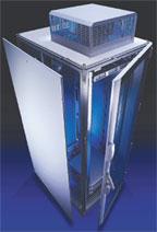 Рисунок 3. С целью более мощного охлаждения устройство Smart Package производства компании Rittal можно снабдить верхним вентиля-тором.