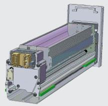 XC-Cassette — кассета с увеличенным выходом тепловой энергии для максимально быстрого УФ-отверждения