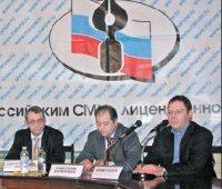 Слева направо: Игорь Яковенко, директор