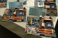 Развитые системы охлаждения на тепловых трубках -- отличительная черта новых системных плат Gigabyte