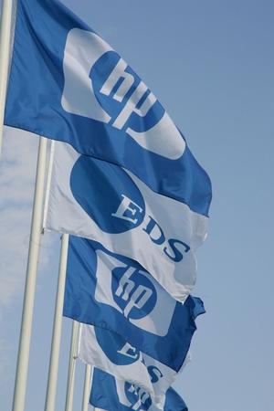 HP проглотила EDS