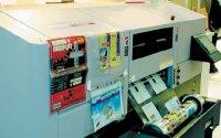 Mimaki привезла на выставку и рулонную версию UJF-605R