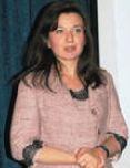 Светлана Онегина из HP Financial Services объяснила преимущества финансирования лизинговых сделок с помощью её компании. Самое важное — условия финансирования сделок по оборудованию HP Indigo через HP FS выгоднее, чем в среднем по рынку. Всё остальное обсуждается индивидуально