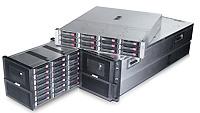 В HP планируют выпустить ExDS9100 в четвертом квартале. Согласно предварительным оценкам компании, в стандартной конфигурации она будет стоить менее 2 долл. в расчете на гигабайт.