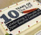 Члены ASF отметили десятилетнюю годовщину организации на конференции ApacheCon, прошедшей совсем недавно, хотя официальная дата юбилея приходится на июнь (CC BY 2.0; www.flickr.com/photos/jaaronfarr/)