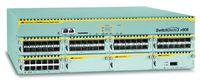 Модульная архитектура AlliedWare Plus позволяет наделять коммутатор SwitchBlade x908 все большим числом дополнительных функций