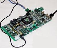 Опытный образец устройства, сжимающего в реальном времени видеосигнал высокой четкости