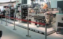 Стенд Labelmen. В состав универсальной комбинированной Labelmen PW-460-К8С может входить до 15