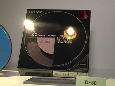 Sony D-50 Walkman