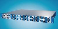 Рисунок 5. Коммутаторы Hirschmann MACH 1000 удовлетворяют требованиям стандарта IEC 61850, работают в температурном диапазоне от -40 до +850C, устойчивы к вибрациям и ЭМИ.