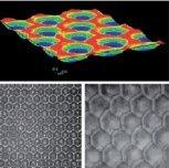 Гравировка углеродным лазером гексагонального растрового валика с углом 60╨
